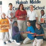 Hialeah Middle School CNC Curriculum