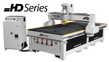Techno Educational Division Servo Tabletop Cnc Router