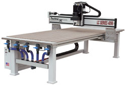 4 foot by 4 foot CNC Router