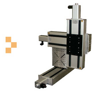 Techno Linear Motion | XY, XYZ Table Configurations