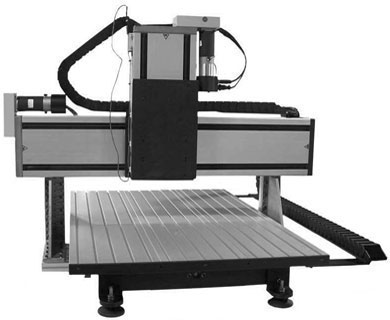 Techno Linear Motion Systems | LC Tabletop Series Gantry Table, LCT